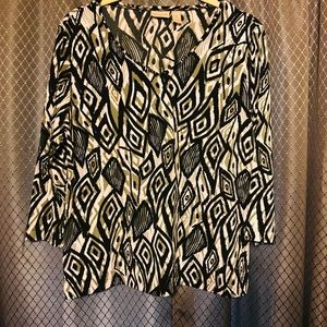 Chico's size 2 top